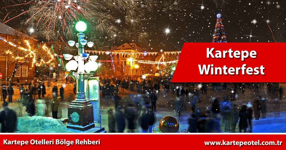 kartepe winterfest organizasyonları
