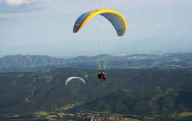 yamaç paraşütü ekipmanları